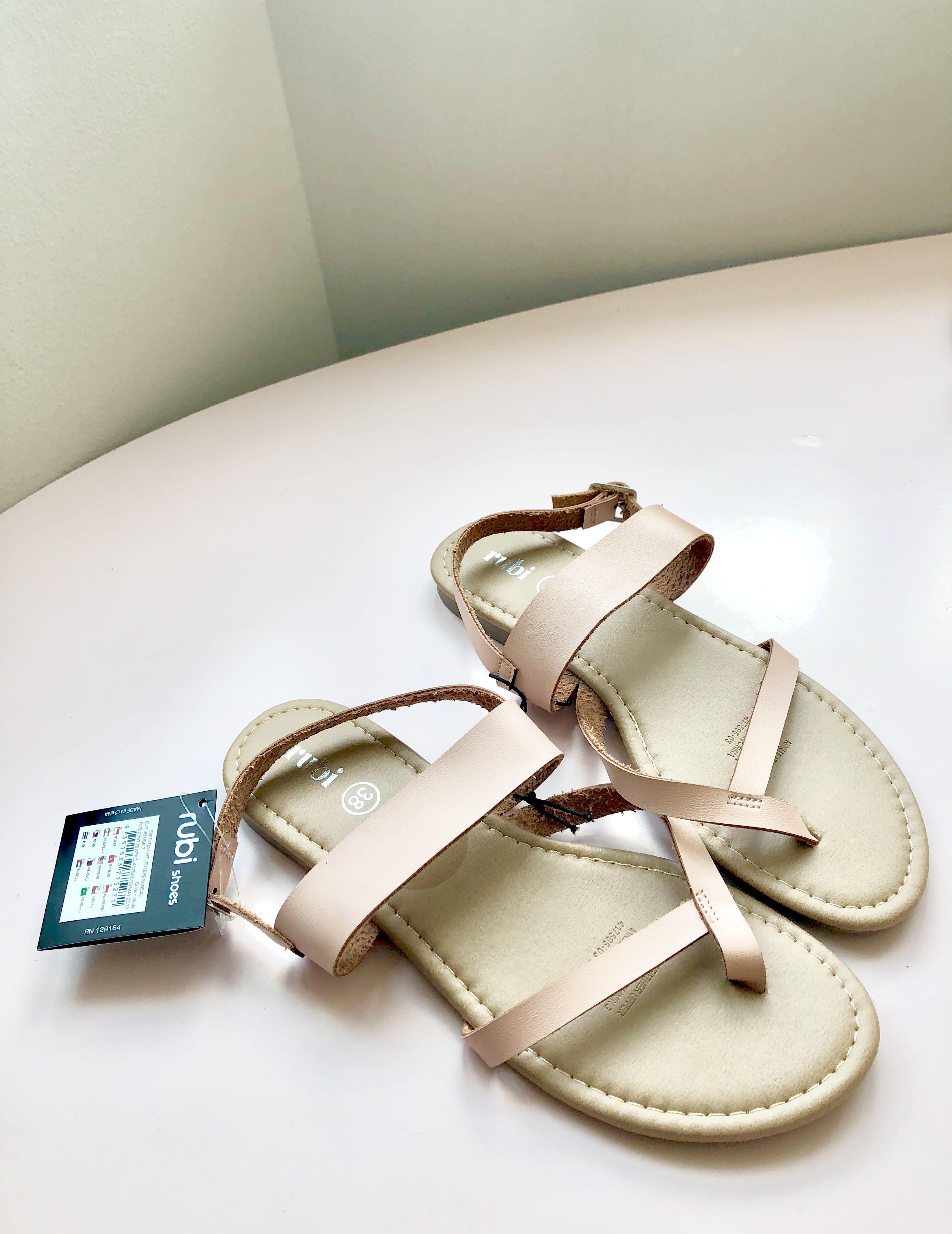 Rubi Light Pink Sandals