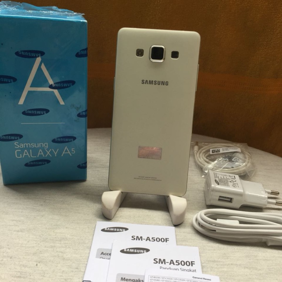 Samsung A5 Fullset Mobile Phones Tablets Android On Carousell