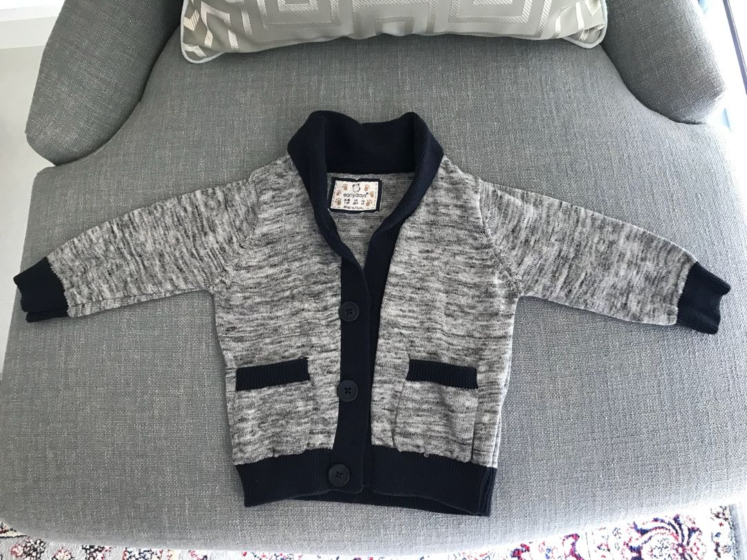 63a60b87f Smart looking boy s cardigan