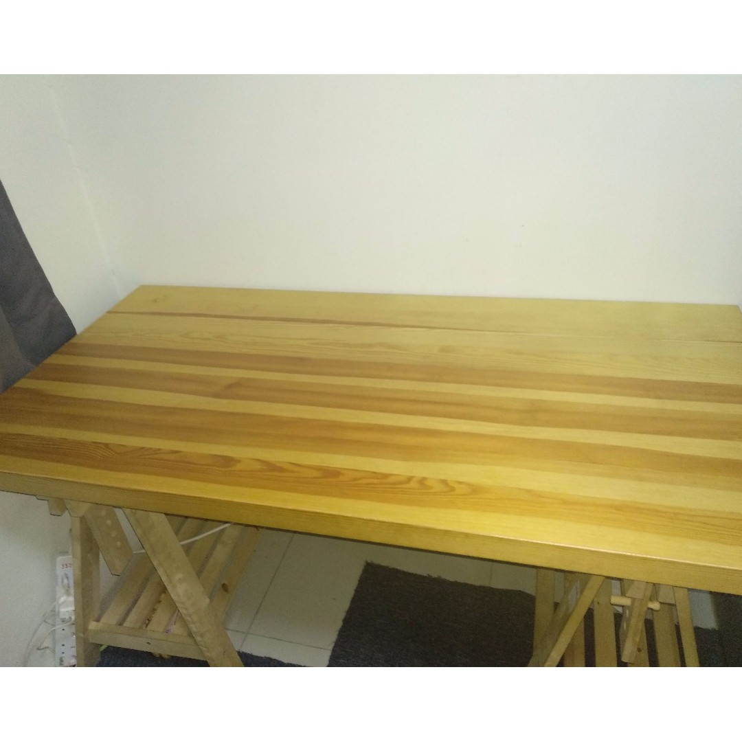 Cool Table Ikea Finnvard Legs With Top 150 X 75 Cm Download Free Architecture Designs Rallybritishbridgeorg