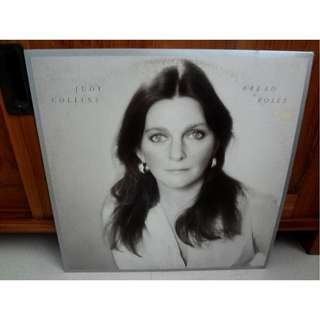 Judy Collins Vinyl LP Record Bread & Roses