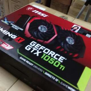 🚚 4GB D5 Brand new MSI GTX 1050 Gaming X