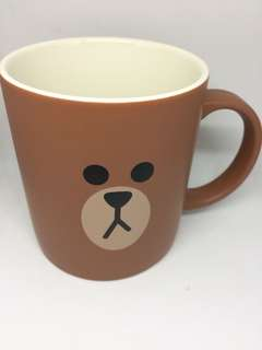 Mug LINEFRIENDS BROWN CONY