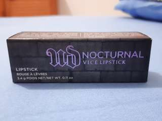 Lipstick Urban Decay Nocturnal Vice