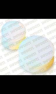 Solid Opalite 固體蛋白石 擴環耳環👂🏻
