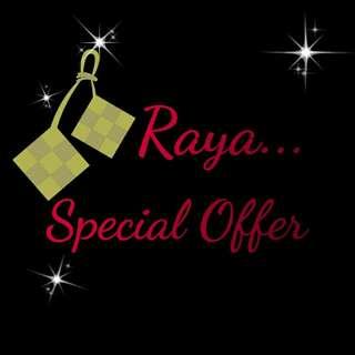 DOORGIFT EXCLUSIVE RAYA