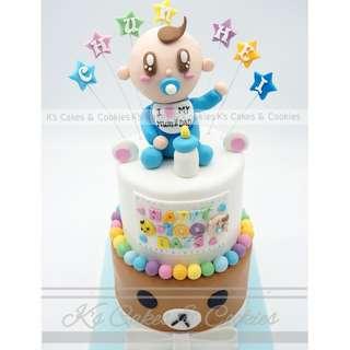 BABY 3D CAKE