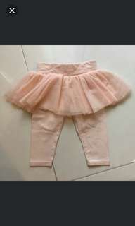Tutu pants by GAP