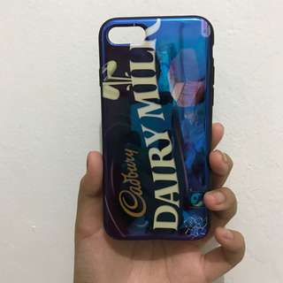 Iphone 7 Phone Case Cadbury Dairy Milk
