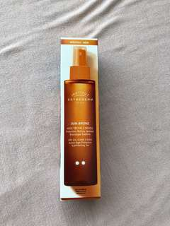 Institut Esthederm Sun Bronz Dry Oil Care 2 Suns Active Age Protection Sublimating Tan