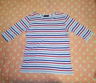 Striped 3/4