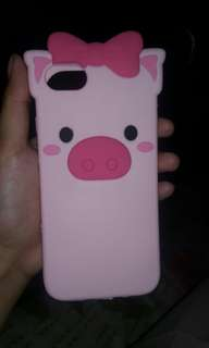 PINK CUTE PIG CASE