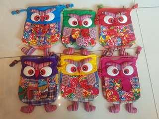 Sling bag handmade
