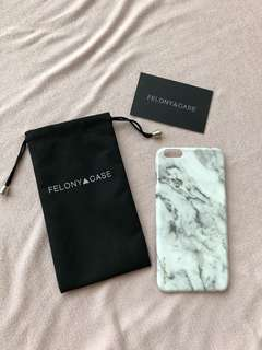 Felony Case , marble iPhone case , iPhone 6s Plus case