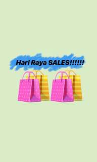 RAYA / HOLIDAY SALES🛍🛍