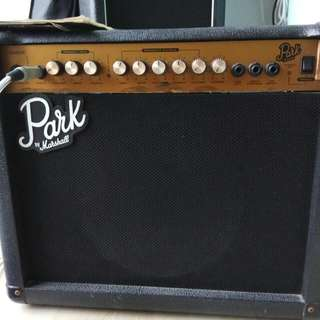 Park By Marshall Amp