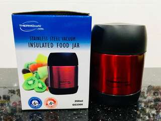 Thermocafe Food Jar 350ml