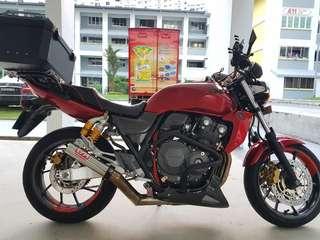 Honda CB400 Revo Grounding Kit