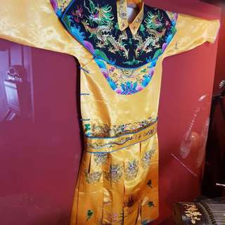 ANCIENT CLOTHES FROM CHINAA