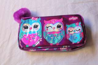 Smiggle - Zing Character Pocket Pencil Case