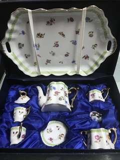 迷你陶瓷茶具