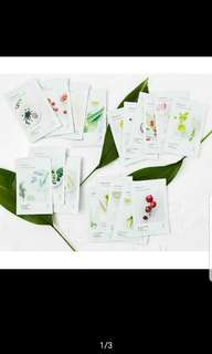 INNISFREE REAL SQUEEZED MASK NEW PACK