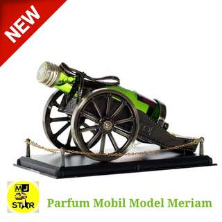 Parfum Mobil Dashboard Model Meriam