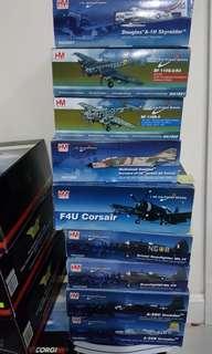 模型- 飛機, 船
