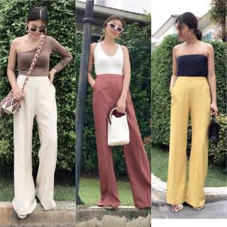 [PO] Office Basic Pants