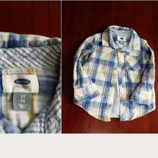 Old navy long sleeve 2yrs old