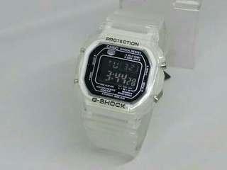 Paling Laris !!!! G Shock DW 5600 Transparan