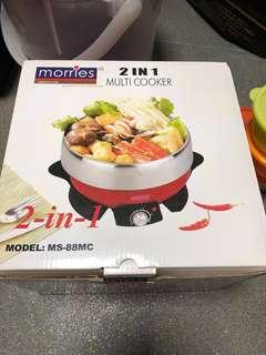 2in1 Multi Cooker