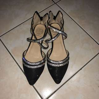 FLAT POINTED SHOES