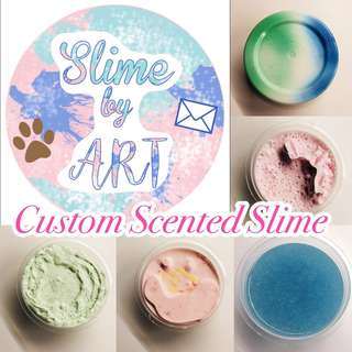 Slime with Scent