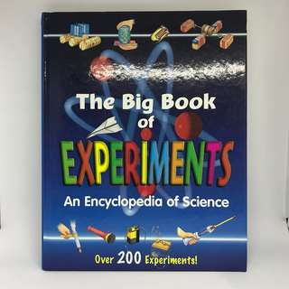 The Big Book of Experiments | An Encyclopedia of Science