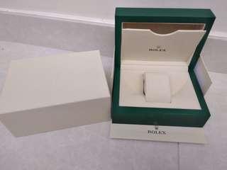 2018 Rolex 勞力士新款 大錶盒 全新