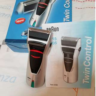New Braun Shaver Model 4615