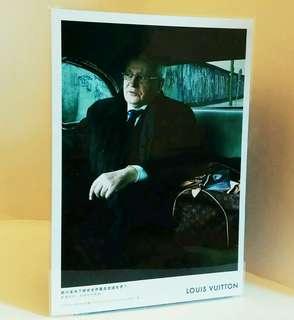 绝版廣告: 戈巴卓夫 (前蘇聯共產國家領袖) 歲月收藏品