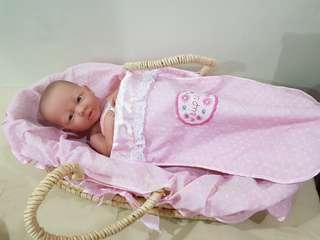 Bwrenguer new born doll