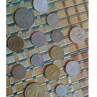All for rm5OOO only(must see) old rare coin syiling lama