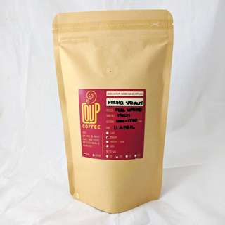 Kopi Bubuk Biji Green Bean Roasted Bean Kerinci Specialty 200 Gr