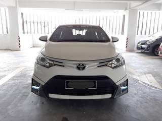 Toyota Vios G spec 2013 (very low mill 30k++)
