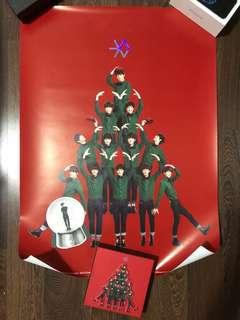 EXO-M 'Miracle in December' Album