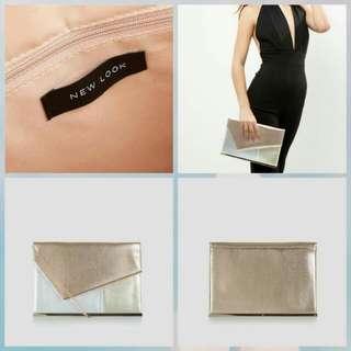 NEW LOOK envelope clutch bag