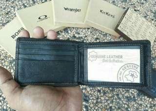 Dompet mini kulit sapi asli