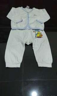 Stelan baju bayi