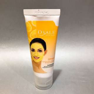 Ovale Facial Mask - Lemon for Acne Care