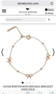 Olivia Burton Paris bracelet