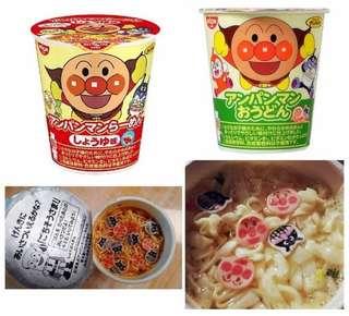 🇯🇵日本可愛麵包超人杯麵系列🍜