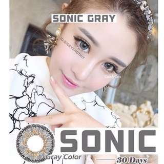 Softlens Sonic Grey
